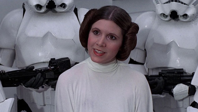imagen La princesa Leia confirma que regresa a 'Star Wars'
