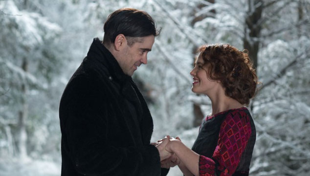 imagen Se estrena nuevo tráiler de 'Winter's Tale', la próxima película de Colin Farrell