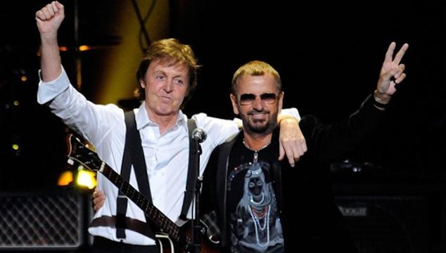imagen Paul McCartney y Ringo Starr podrían actuar juntos de nuevo