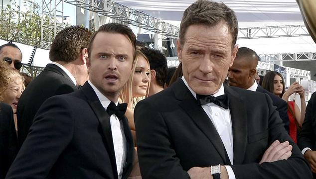 imagen Aaron Paul y Bryan Cranston quieren estar en el spinoff de 'Breaking Bad'