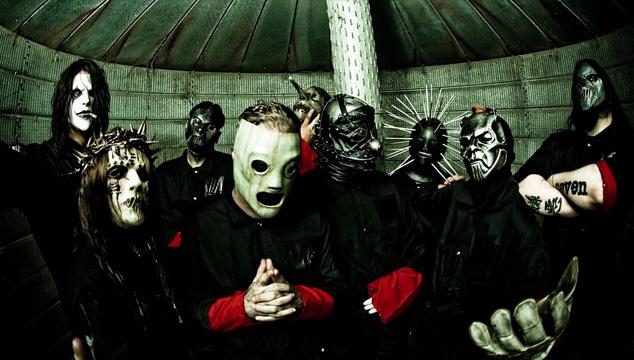 imagen Slipknot ya está en el estudio trabajando en su nuevo disco