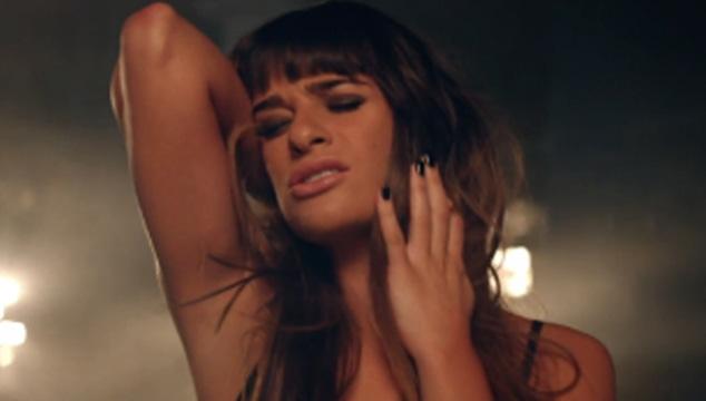 """imagen Lea Michele estrenó el video de """"Cannonball"""""""