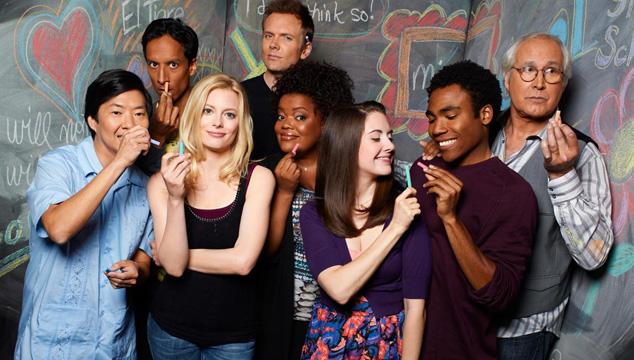 imagen Nueve razones (en gif) para ver la nueva temporada de 'Community'