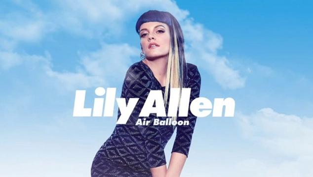 """imagen Escucha """"Air Balloon"""", nuevo sencillo de Lily Allen"""