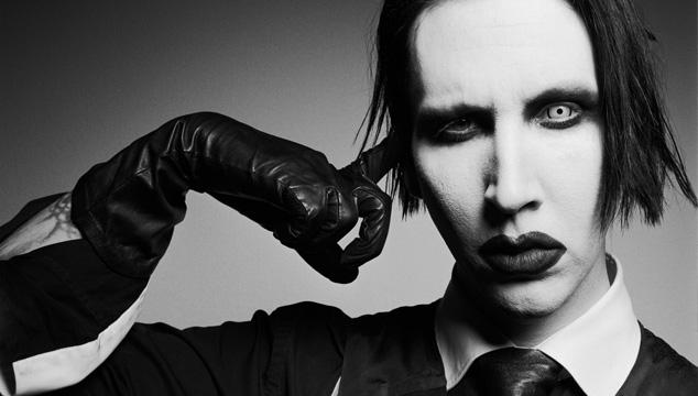 imagen Marilyn Manson ya trabaja en su nuevo disco