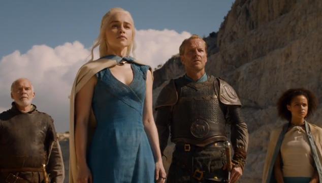 imagen Finalmente: el tráiler de la cuarta temporada de 'Game of Thrones'
