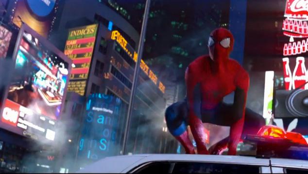 imagen Stan Lee presenta un nuevo adelanto de 'The Amazing Spider-Man 2' (VIDEO)