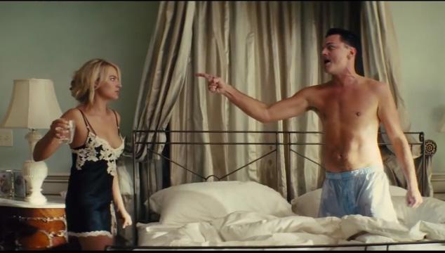 imagen Nuevo clip de 'The Wolf Of Wall Street' con Leonardo DiCaprio y una pelea de agua