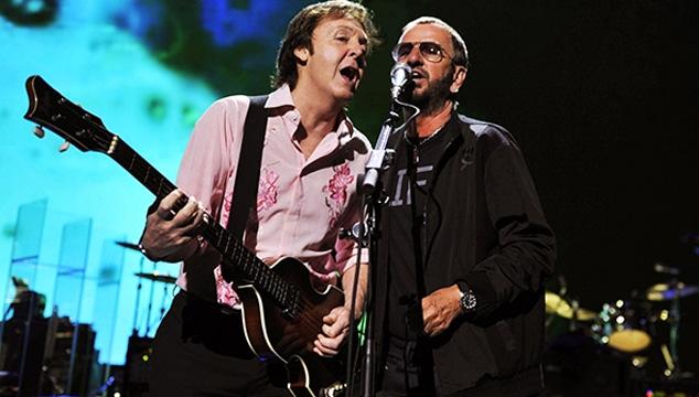 imagen Paul McCartney y Ringo Starr también se presentarán en los Grammy Awards