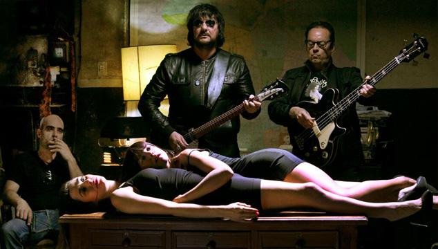 """imagen Los Tres estrenan nuevo single y video: """"Hey hey hey"""""""