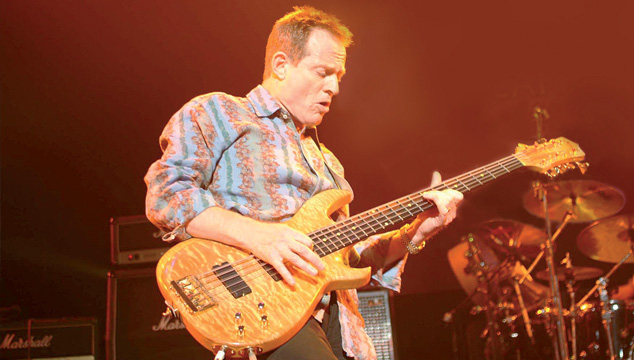 imagen John Paul Jones de Led Zeppelin tiene nueva banda: Minibus Pimps
