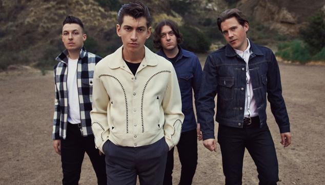 imagen Arctic Monkeys y Haim lideran las nominaciones de los NME Awards 2014