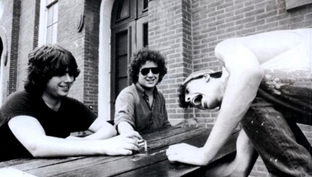 imagen Escucha Dain Bramage, la banda que tenía Dave Grohl en el colegio