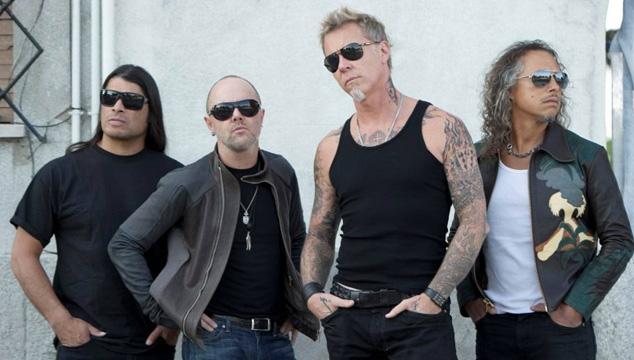 """imagen Kirk Hammett: """"Ya nos quedamos sin excusas para seguir retrasando el disco de Metallica"""""""