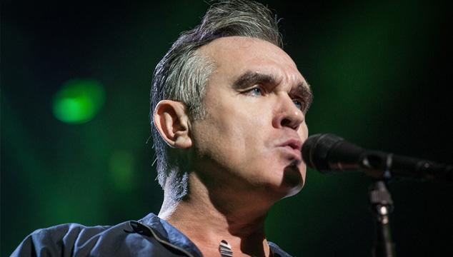 imagen Confirmado: Morrissey sí sacará disco este año