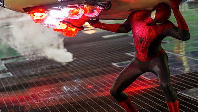 imagen Nuevas imágenes de 'The Amazing Spider-Man 2'