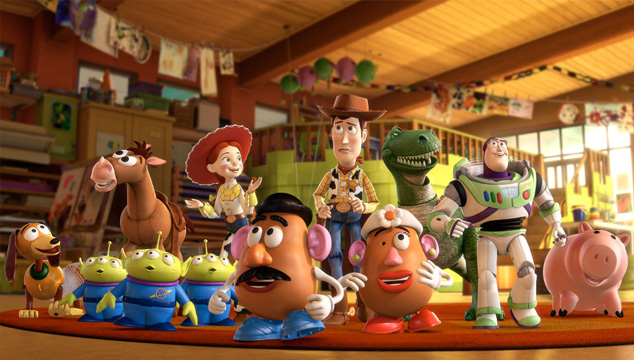 imagen Vuelve 'Toy Story' con un especial navideño para TV