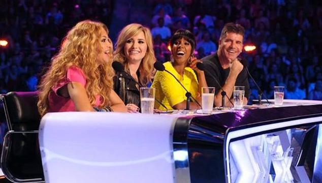 imagen Despiden a Paulina Rubio de 'The X Factor'