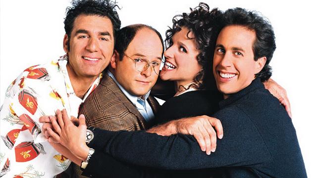 imagen El proyecto secreto que podría reunir a 'Seinfeld'