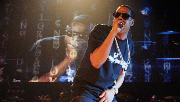 imagen Jay Z le dedica una canción a Bjork