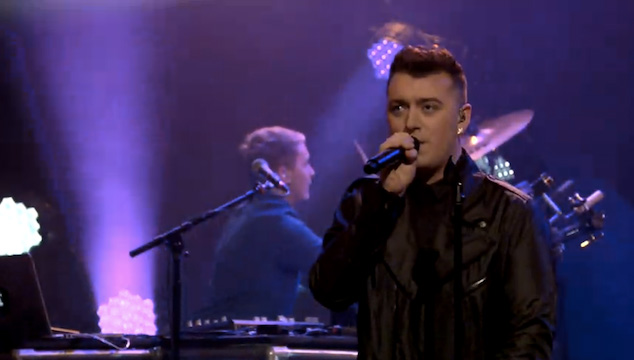 imagen Disclosure y Sam Smith en vivo desde 'Late Night with Jimmy Fallon'