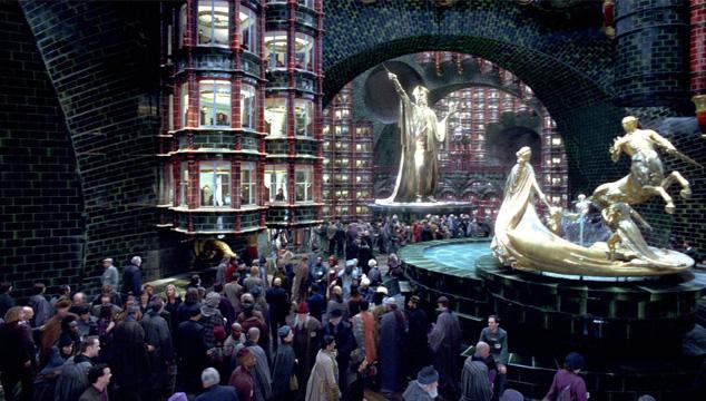 imagen El Ministerio de Magia de Harry Potter ahora tiene página web real