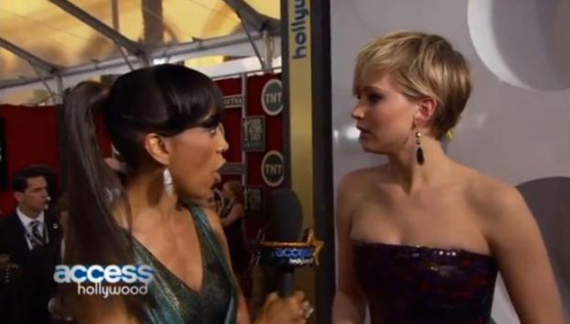 imagen A Jennifer Lawrence le spoilean 'Homeland' y se vuelve loca