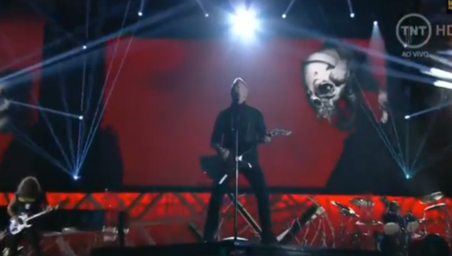 "imagen Metallica interpreta ""One"" en los Grammys (VIDEO)"