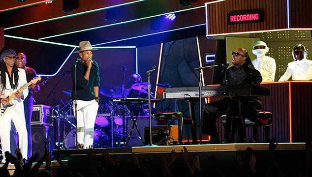 imagen Las presentaciones en vivo de los Grammys 2014 (VIDEOS)