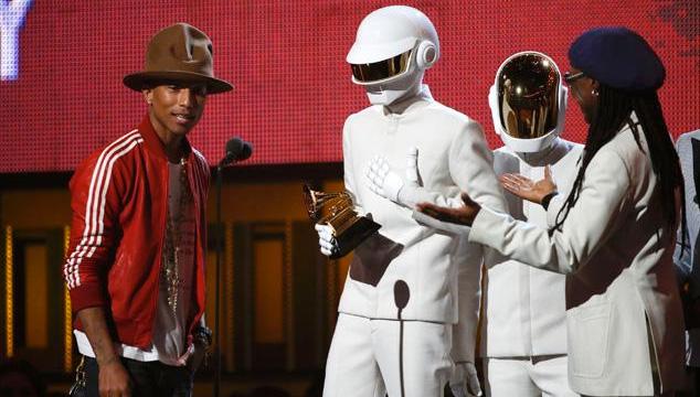 imagen Los 34 mejores momentos de los Grammy Awards 2014