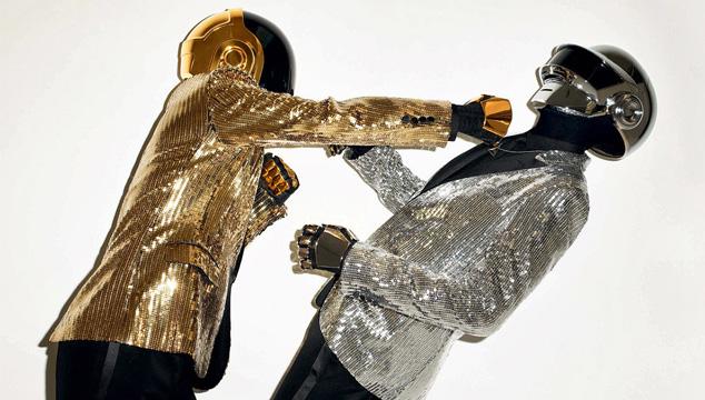 imagen En serio: Así se ve Daft Punk sin los cascos (FOTOS ACTUALES)