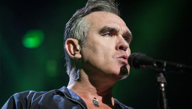 imagen Morrissey editará una novela y disco nuevo este año