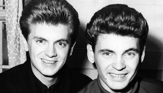 imagen Falleció Phil Everly, integrante de The Everly Brothers