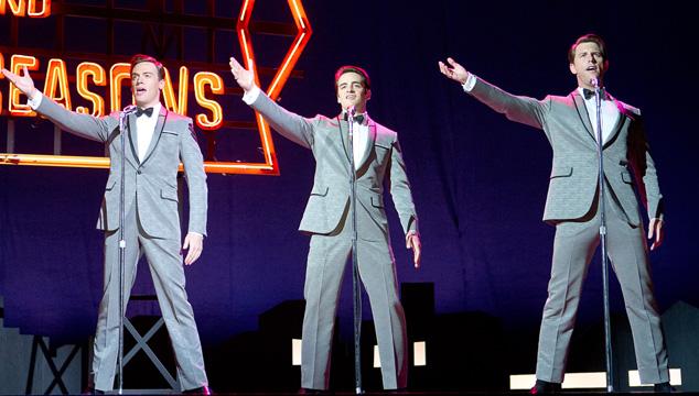 imagen Primera imagen oficial de 'Jersey Boys', el musical dirigido por Clint Eastwood