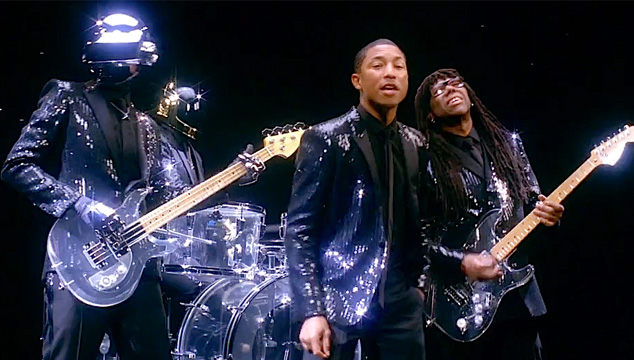 imagen Daft Punk se presentará en los Grammy con Pharrell, Nile Rodgers y Stevie Wonder