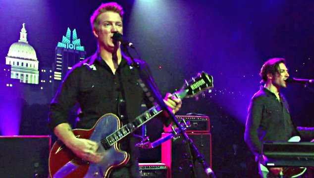 imagen Queens Of The Stone Age tocó 11 canciones en Austin City Limits