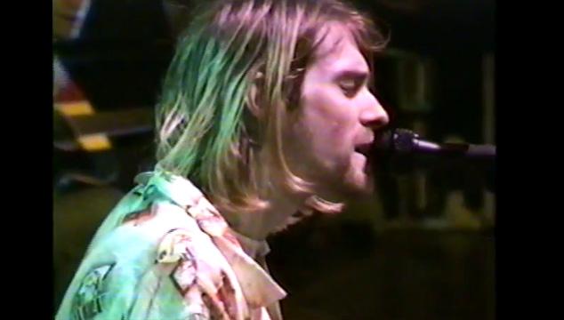 imagen Revelan video inédito del último concierto de Nirvana en Los Ángeles