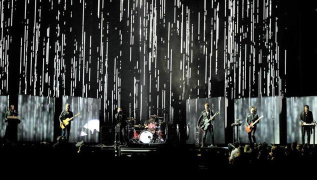 imagen La clausura de los Grammys con NIN, QOTSA, Dave Grohl y Lindsey Buckingham