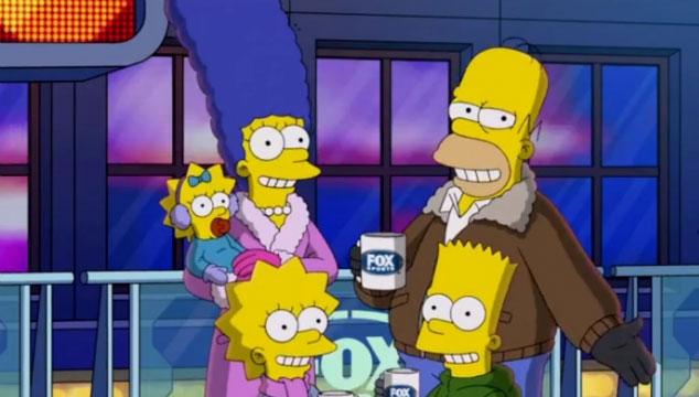 imagen Zooey Deschanel presenta a Los Simpsons en su promo para el Super Bowl (VIDEO)