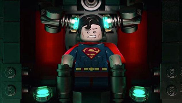 imagen El nuevo tráiler de 'The LEGO Movie' se burla de 'Man of Steel' (VIDEO)