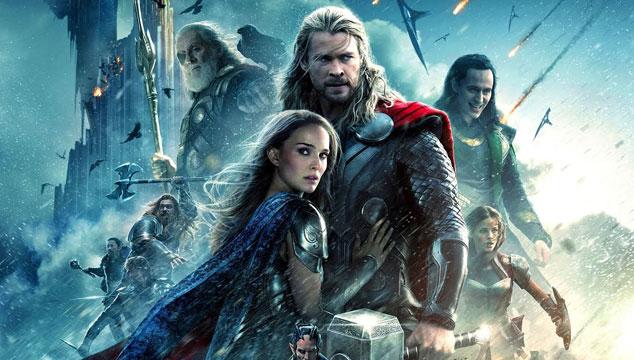 imagen 'Thor 2' se estrena en 4DX