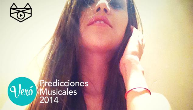 imagen Horóscopo Musical 2014, por Verónica Ruiz del Vizo