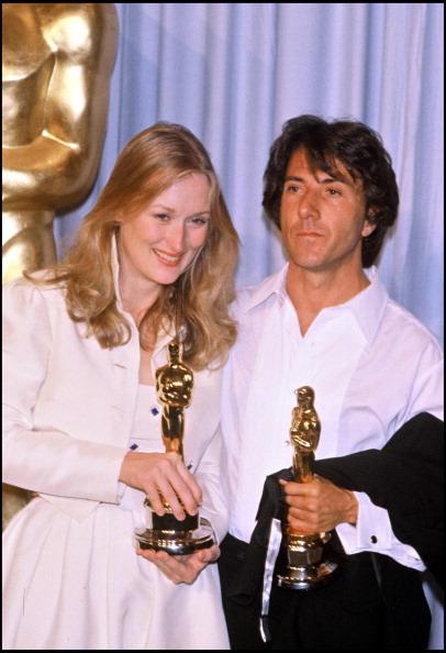 Meryl Streep And Dustin Hoffman Oscars 1979 Archive Photos 1979