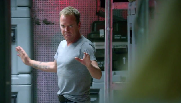 imagen Tráiler de la primera temporada de '24: Live Another Day', el regreso de Jack Bauer