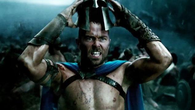 imagen Mira un video del tras cámaras de '300: Rise of an Empire'