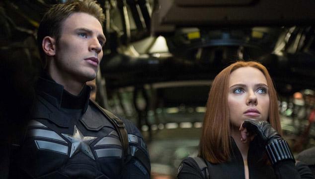 imagen Nuevo tráiler de 'Captain America: Winter Soldier' (VIDEO)
