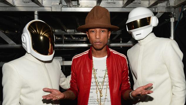 """imagen Escucha """"Gust of Wind"""", la colaboración de Daft Punk en el nuevo disco de Pharrell"""