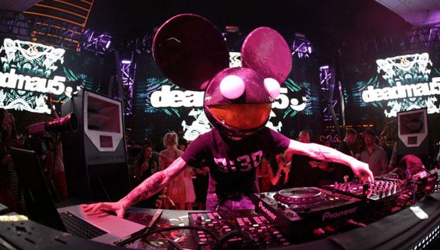 imagen El DJ deadmau5 estrenará disco doble próximamente