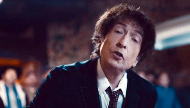 imagen Los dos comerciales de Bob Dylan para el Super Bowl (VIDEO)