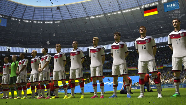 imagen Electronic Arts anuncia el videojuego 'Copa Mundial de la FIFA Brasil 2014' (VIDEO)